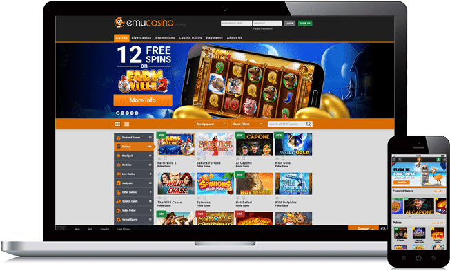 emucasino screenshot